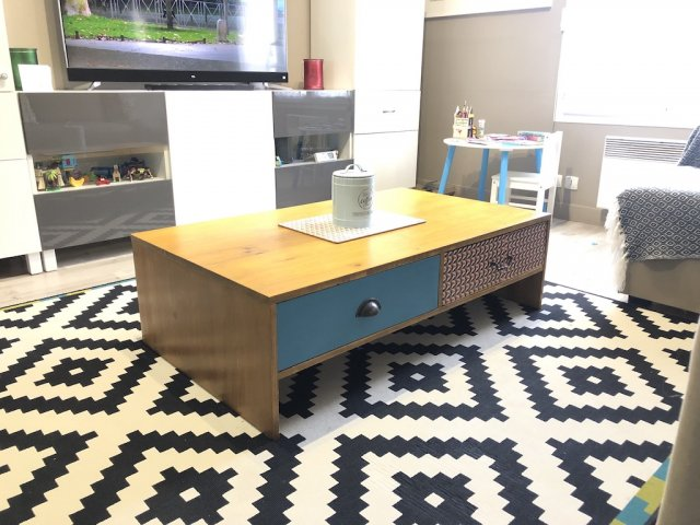 Ajoutez Un Plateau Relevable A Votre Table De Salon Blog
