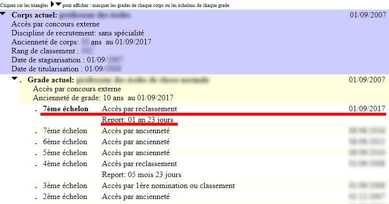 4bde1f9ab80 Reclassement dans le cadre du PPCR   c est fait ! - Blog de Julien Delmas